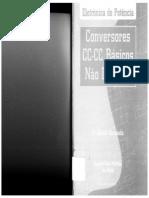 Conversores Cc-cc Basicos Nao Isolados - Ivo Barbi