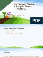 Aplikasi Bangun Ruang Dan Bangun Datar Android