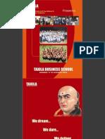 Taxila Business School MBA Prospectus