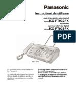 KX-FT938(932)FX ro