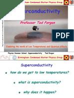 Basic Superconductivity