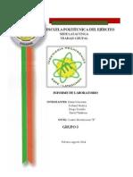 Informe de Practica de Laboratorio45