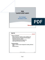 Distributed Control Systems Theory & Implementation