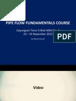 Pipe Flow Fundamentals Rev 0