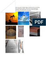 Main Applications IN INDUSTRIES