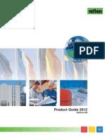 Product Guide Reflex 2012 - En