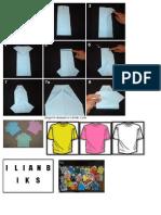 Doc5cara membuat origami baju