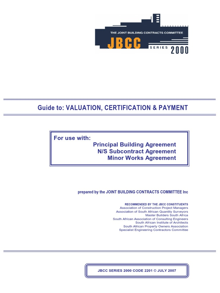 Valuation Certification And Payment Interest Real Estate Appraisal