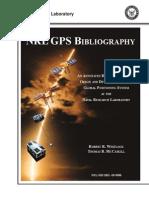 NRL GPS Bibliography