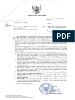 Se 331 Evaluasi Kinerja Kpu,Kip Kab,Kota Ppk,Pps Dan Kpps