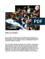 Kof Xiii Review by Nikhil Bisht