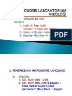 Clinical Skill Jamur