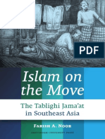 Islam on the Move the Tablighi Jama'at in Southeast Asia