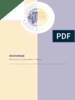 1.-Aterotrombosis, Inflamación y Enfermedad Coronaria
