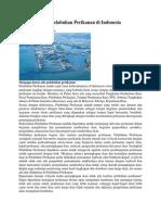 Pengembangan Pelabuhan Perikanan Di Indonesia