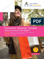 Rapport Commerce