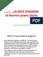 heat balance diagramPower Plant Heat Balance Diagram #15