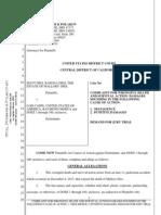DIES vs. CAPPS -- Wrongful Death Lawsuit