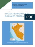 Cuenca Hidrografica Del Rios Majes