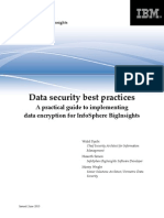 Data Security Best Practices--A Practical Guide to Implementing Data Encryption for InfoSphere BigInsights--Issued--June 2013--(IBM Corporation)