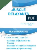 Muscle Relaxantkkkkkkkkkkkkkkkk