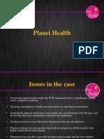 Retail Planet Health