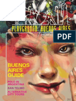 Playground Buenos Aires, Ed 1