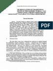 TCM - International Regulation