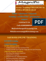 Sap BODS-data Service Training / FREEDEMO in Online INDIA-HYDERABAD
