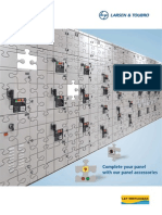 Panel Accessories Catalogue