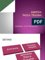Pengayaan Amnesia Pasca Trauma