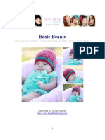 Busy Mom Designs - Basic Beanie