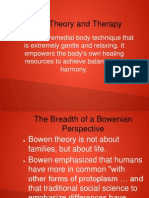 Bowen Therapy Melbourne- Natural Approach