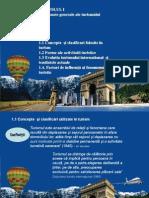 1.1.2.Coordonate Generale Ale Turismului