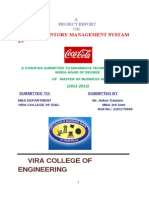 Inventory Management SYSTAM ANKUR