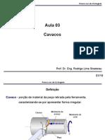 Aula 3- Cavacos