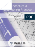 Grassi & Co. Architecture & Engineering Practice Brochure
