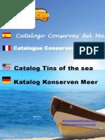 Conservas Del Mar