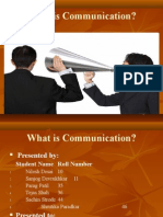 Buisness Communication
