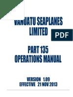 vsl part 135 operations manual v1 09 21 11 13