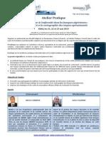 Atelier Pratique -Controle Interne & Conformite Dans Les Banques Algeriennes