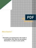 MERCHANT BANKING (III UNIT) FINANCIAL SERVICES