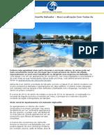 Apartamentos Em Alphaville Salvador – Boa Localização Com Todas As Comodidades
