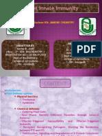 Plant Innate Immunity