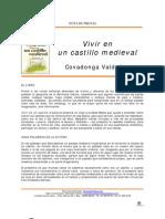 Nota Vivir en Un Castillo Medieval