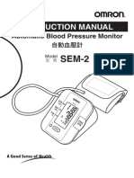 SEM-2 Instruction Manual