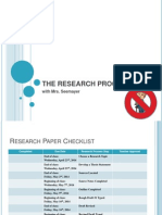 1- the research process introduction