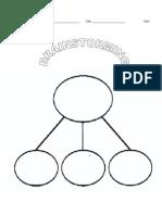 CIRCLE Brainstorming Sheet