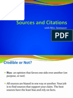 2- sources and citations
