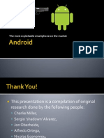 Overview of Android Securitytesting